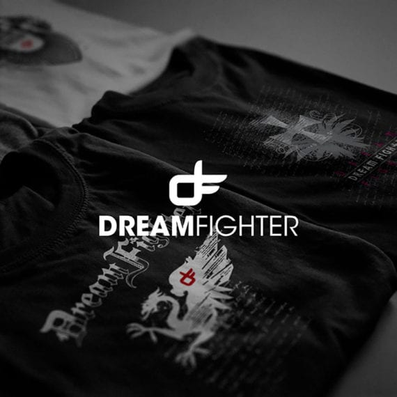DesignIdentity_DreamFighter_TShirt_graphic_design_featured