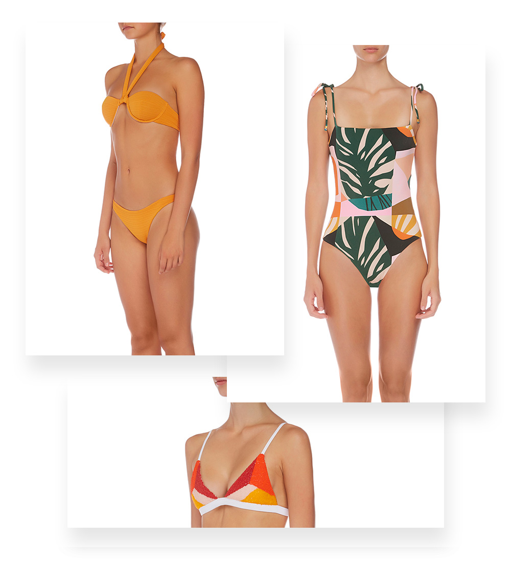 SWIMWEAR FASHION SHOOT